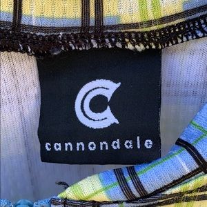 cannondale Tops - Women's Cannondale Bicycling Shirt Size Large